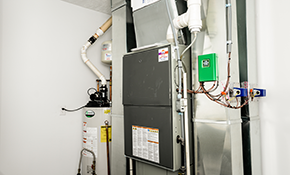 $59 for Both a Furnace and Water Heater Tune-Up
