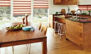 $500 for $550 Credit Toward Hunter Douglas...