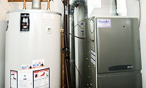 $69 Furnace Clean and Check