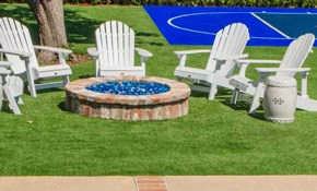 $2,245 for 250 Square Feet of Synthetic Turf...