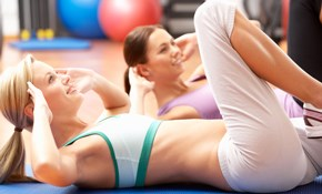 $599 for Twelve One-Hour Personal Training...