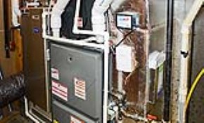 $90.00 For $100.00 Credit For A Furnace Repair