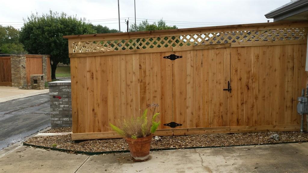 Fenceline Works San Antonio Tx 78204 Angies List