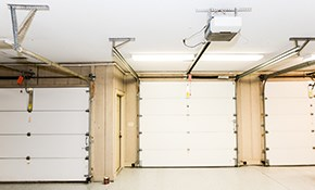 $29 Garage Door Tune-Up