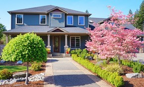 $299 for Eight Hours of Landscaping Service,...