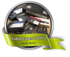 Video Tapes to DVD
