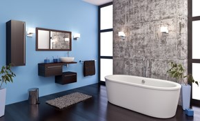 $75 Custom Bathroom Design with 3D Rendering...