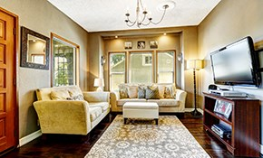 $999 for Three Rooms of Interior Painting