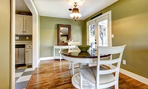 $125 for 4 Hours of Interior Painting or...