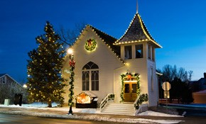 $266 Holiday Lighting Design and Evaluation