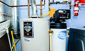 $1,099 for a 50-Gallon Gas Water Heater Installed