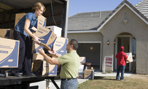 $310.50 for a Saturday or Sunday Moving Package