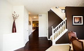 $295 for One Room of Interior Painting