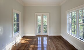 $890 for Three Rooms of Interior Painting