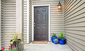 $50 Security Storm Door Consultation