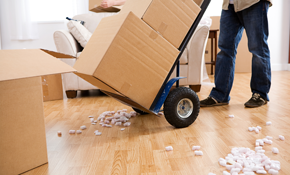 $299 for 3 Hours of Moving Services with...
