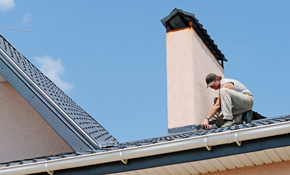 $99 Roof and Gutter Maintenance Package