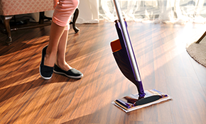 $299 for 9 Hours of Move-in/Move-Out Cleaning
