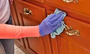 $172 for 8 Hours of Custom Housecleaning