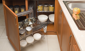 $90 for Base Cabinet Pullout Drawer with...