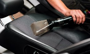 $115 for Mobile Interior Auto Detailing and...