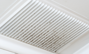 $380 Home Air Duct Cleaning with Sanitizing...
