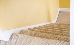 $215 for Whole-House Carpet Cleaning--Unlimited...