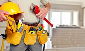 $299 for Six Hours of Handyman Service