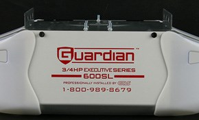 $399 for Installation of a Guardian Garage...