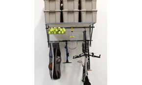 $315 for a 4-Foot Storage Rack with Installation