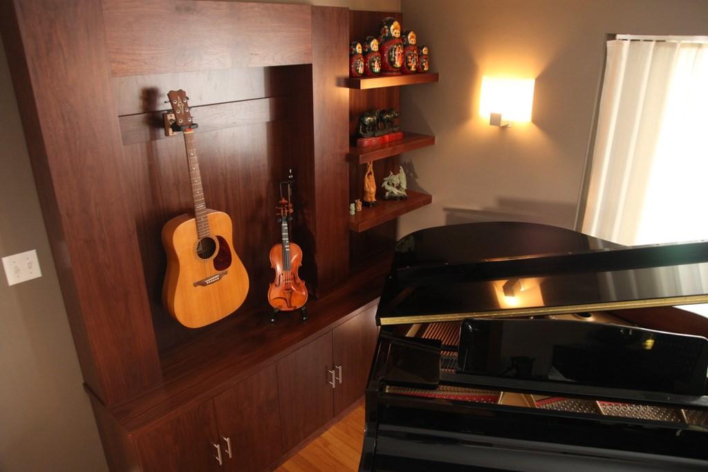 Furnishings and Custom Cabinetry