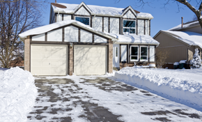 $750 up to 4 Labor Hours of Roof Snow Removal