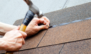 $250 for $500 Credit Toward Any Re- Roofing...