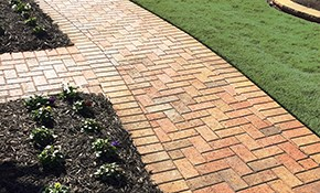 $3,525 for Paver Patio or Walkway Installed