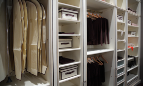 $229 for Closet Sorting and Organizing