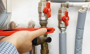 $128 for a Comprehensive Plumbing Inspection...