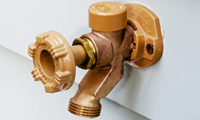 $160 for a Basic Outdoor Hose Faucet Replacement