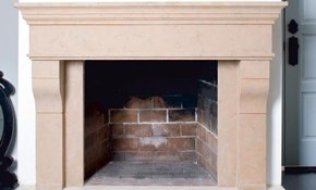 $2,322 for Clarisse Fireplace Mantel