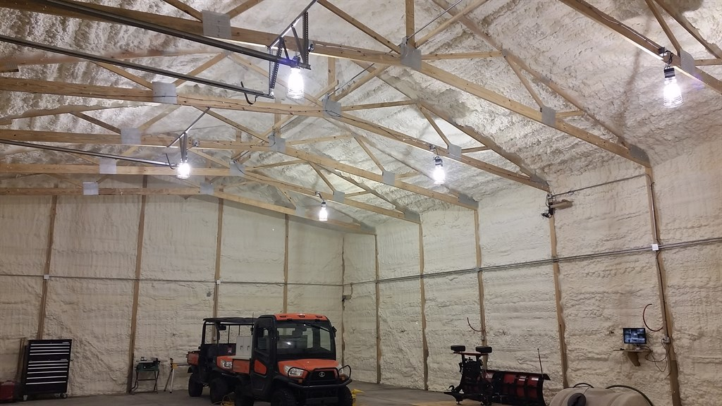 Custom Comfort Spray Foam Insulation Indianapolis In