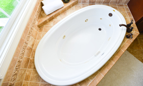 $500 for $1000 Credit Toward Bathroom Remodel