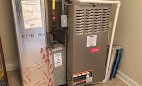 $79 for a 22-Point Furnace Inspection and...