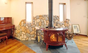 $50 for $100 Credit Toward Any Chimney Lining...