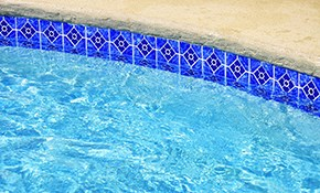 $215 for  Pool Tile Cleaning