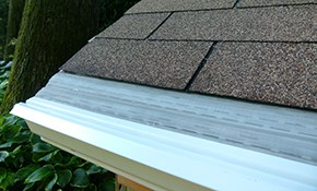 $199 for $500 Credit Toward Clog-Free Gutter-Protection...