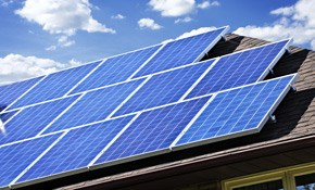 $2,000 for a 10 KW Solar Panel System Installed