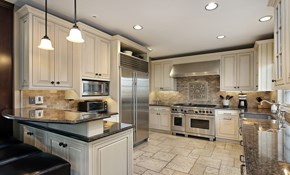 $75 for a Kitchen or Bathroom Design Consultation...