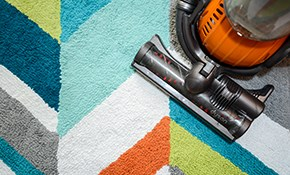 $229 Whole House Carpet Cleaning- Up To 5...