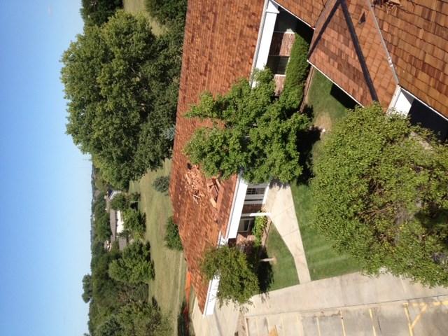 Cedar ShakeShingle  roofing
