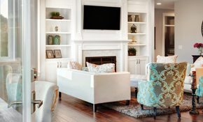 $250 for Up to 2 Hour On-Site Interior Design...