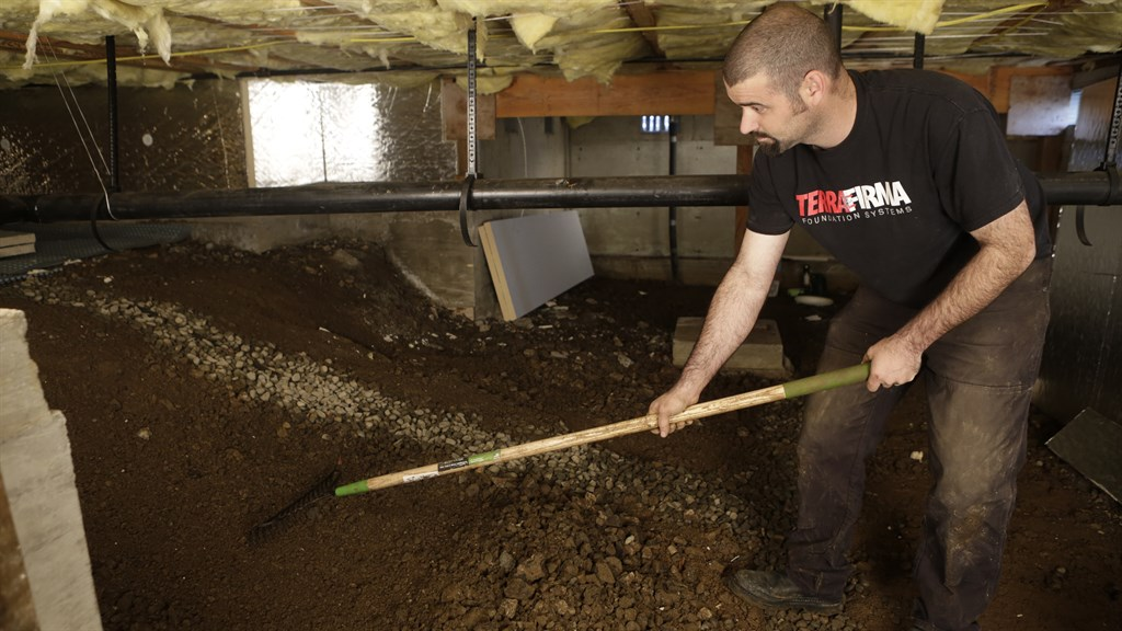 6 Steps to a Clean, Healthy and Energy-Saving Crawl Space